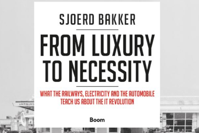 'From Luxury to Necessity' receives 4 star review