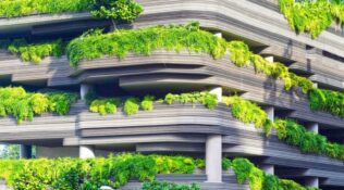 Sustainable architecture needs technology and tradition