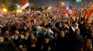 The Arab Spring is positive for us, too