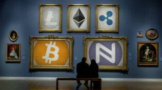Turbulence in the cryptosphere