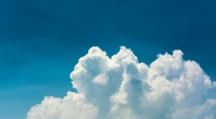 The evolution of the cloud