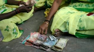 Financing a basic Indian income